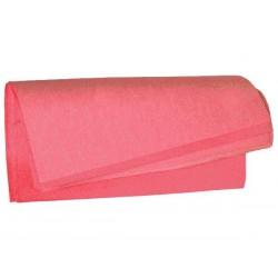 Sanitairdoek roze perfo