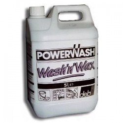 Powerwash wash en wax 5lt