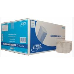 Euro handdoekpapier ECO Z-vouw 2-lgs