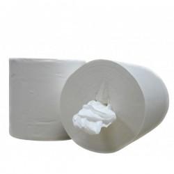 Handdoekrol Midi Centerfeed Cellulose zonder koker 1-laags 20cm 6x300m