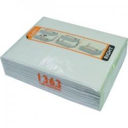 Handdoekcassettes Vendor 2-laags netversterkt 20x33m